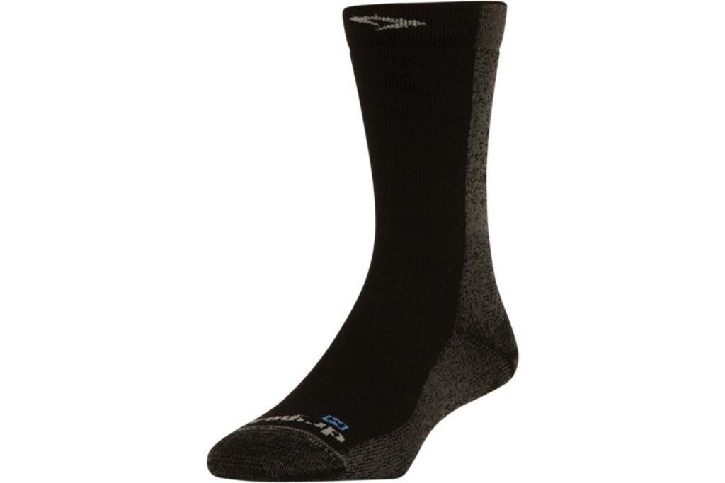 drymax cold weather running crew socks
