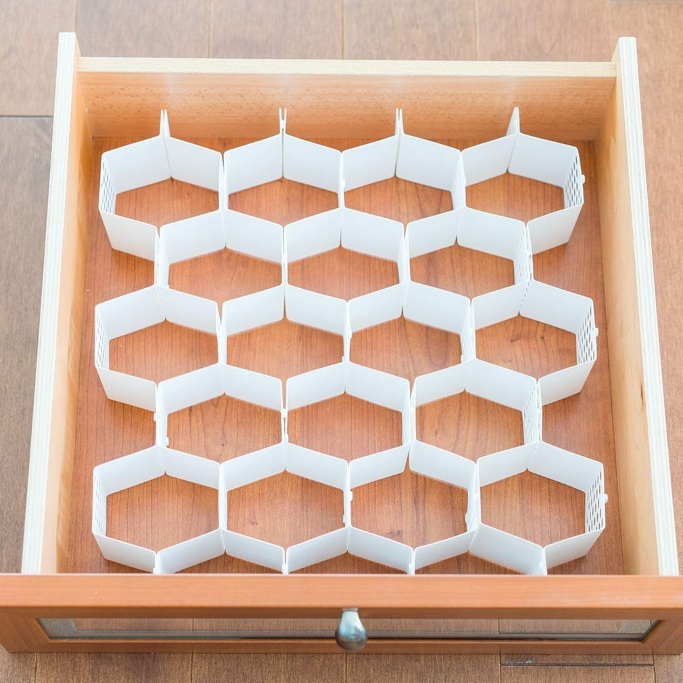 Evelots Drawer Organizer