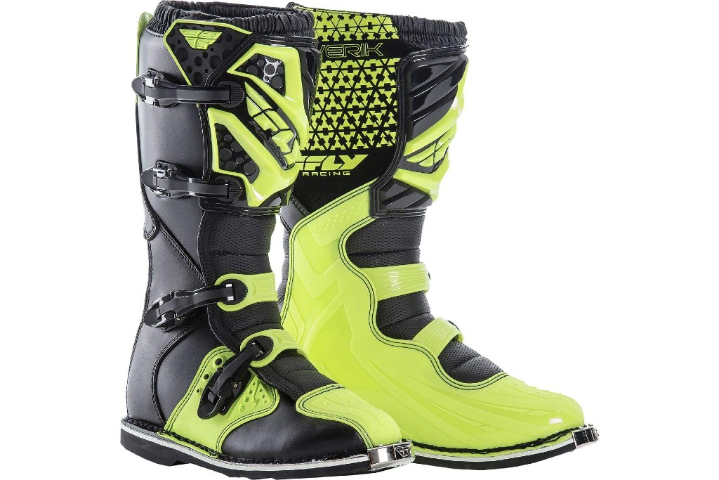 Fly Racing Maverick Mix Boots