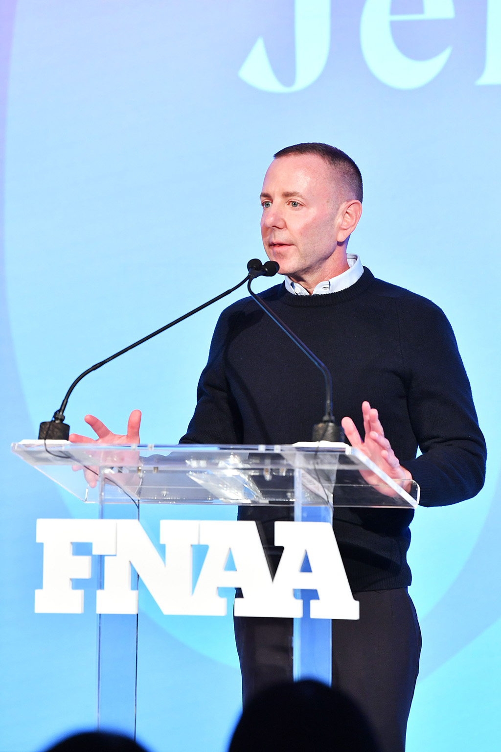 Jeffrey Kalinsky33rd Annual Footwear News Achievement Awards, Inside, New York, USA - 03 Dec 2019