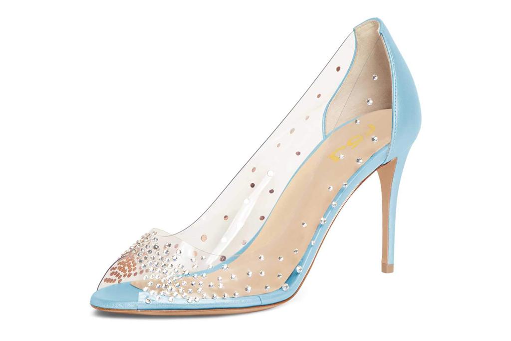 fsj clear heels