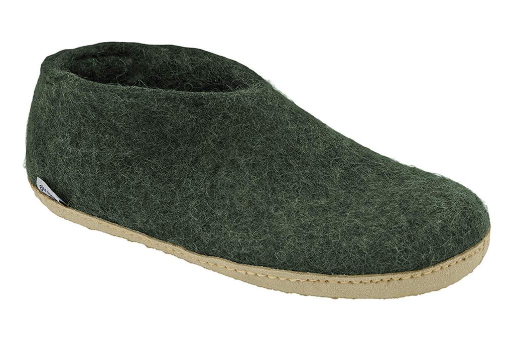 gleerup wool slippers