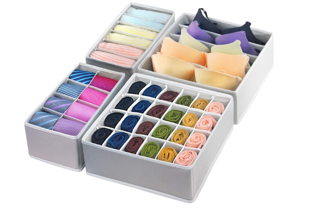 Gogooda Drawer Organizer