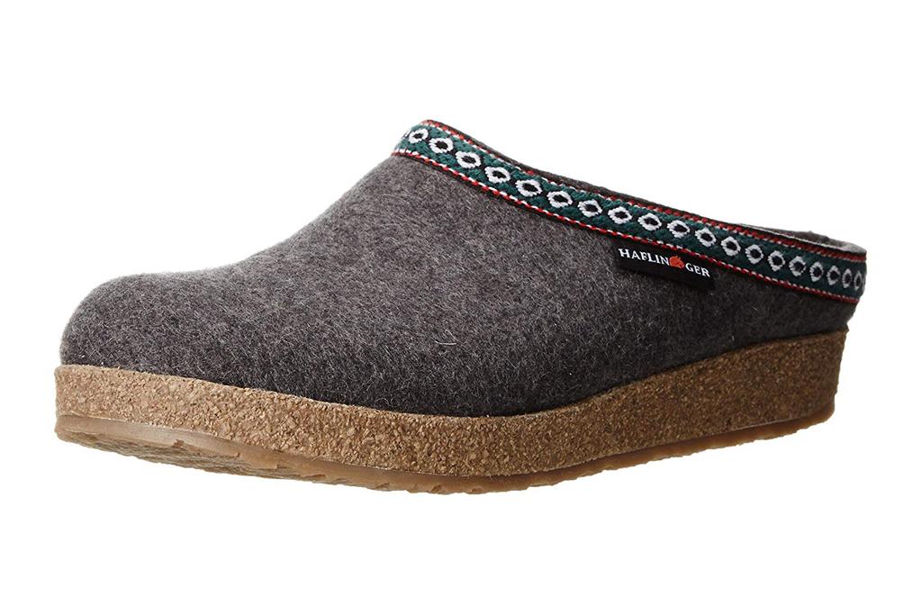 haflinger wool clog