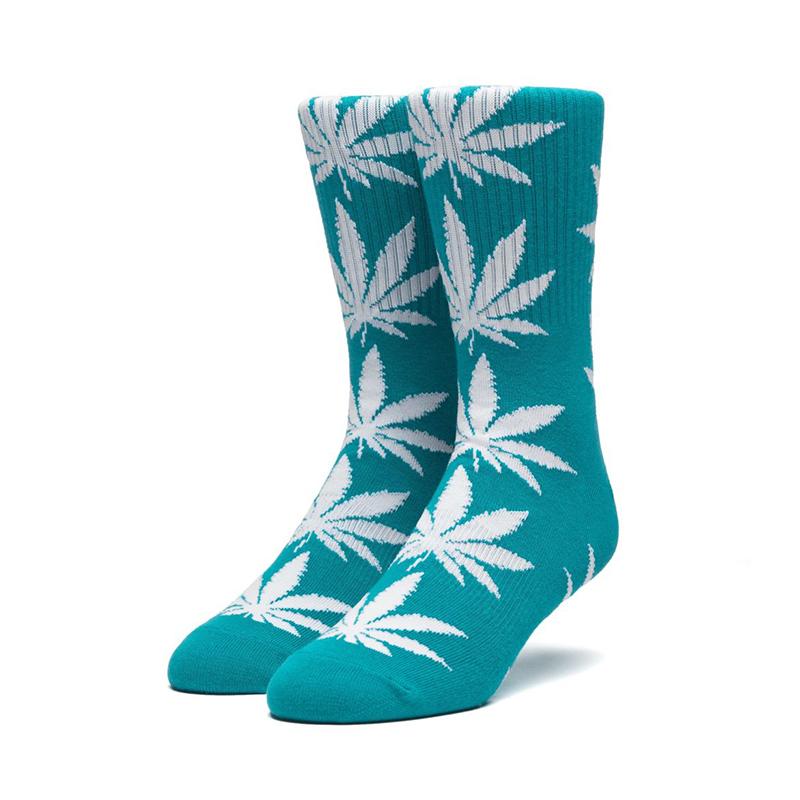 huf, plantlife socks, weed, weed leaf