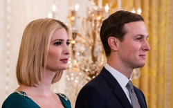 President Trump's son-in-law Jared Kushner (R)
