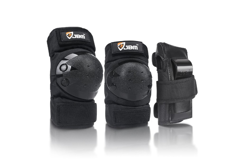 JBM International 3-In-1 Protective Set