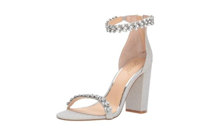 jewel-badgley-mischka-glitter-heels