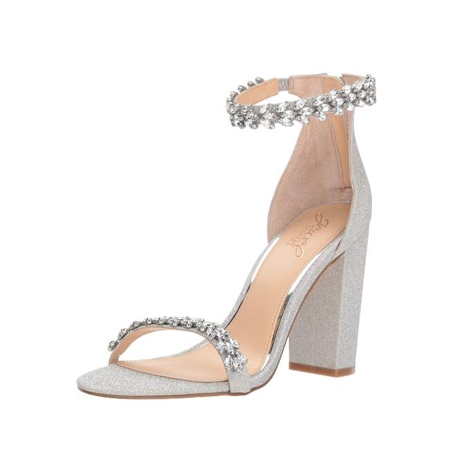 jewel-badgley-mischka-glitter-sandal
