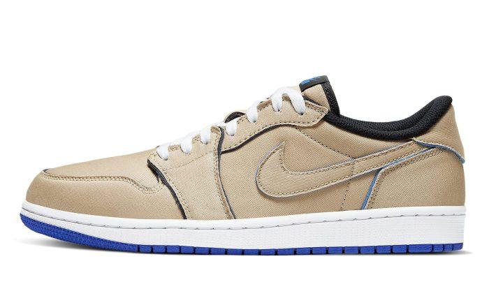 Nike SB x Air Jordan 1 Low 'Desert Ore'