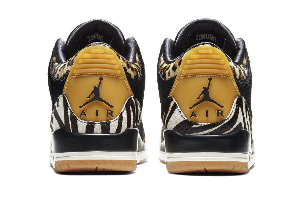 Air Jordan 3 'Animal Instinct'