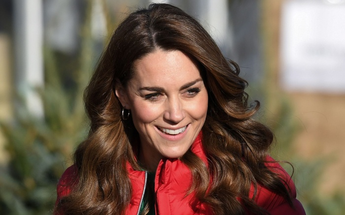 Catherine Duchess of Cambridge marks new patronage of Family Action, Peterley Manor Farm, Great Missenden, Buckinghamshire, UK – 04 Dec 2019