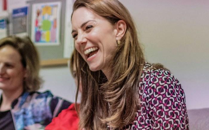 Royal visit to Kingston Hospital's Maternity Unit, London, UK – Nov 2019