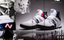 New Balance, kawhi leonard, signature shoes,