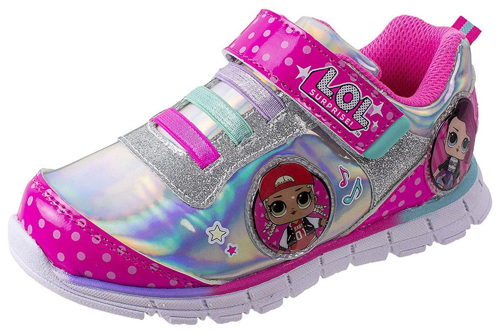 L.O.L. Surprise Tennis Shoes