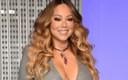 Mariah Carey, celebrity style, empire state