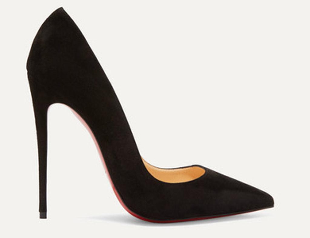 Christian Louboutin , so kate, black pumps