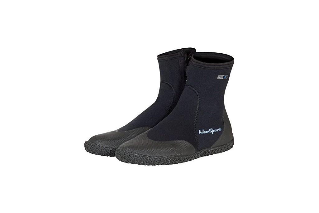 Neo Sport Hi Top Zipper Boots