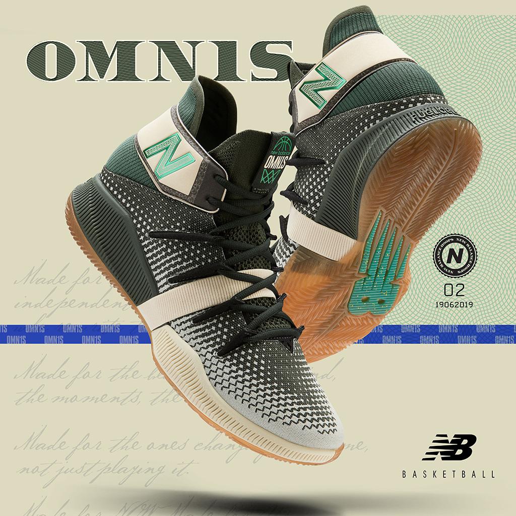 "New Balance OMN1S ""Money Stacks"""