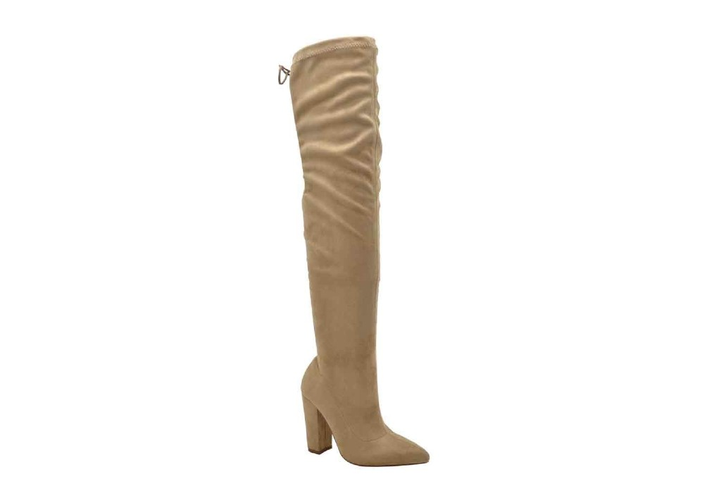 Olivia and James Women's Over The Knee Boots