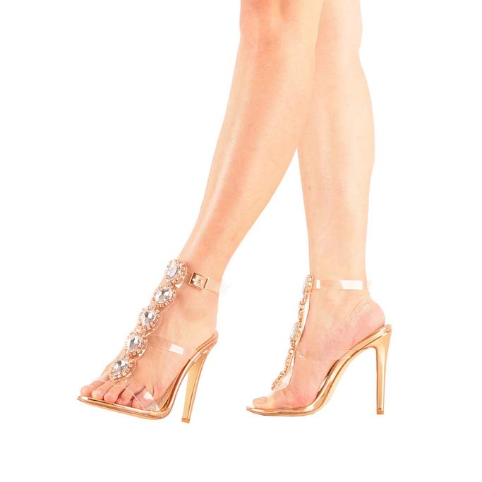 Onlymaker-Clear-Sandals-Amazon