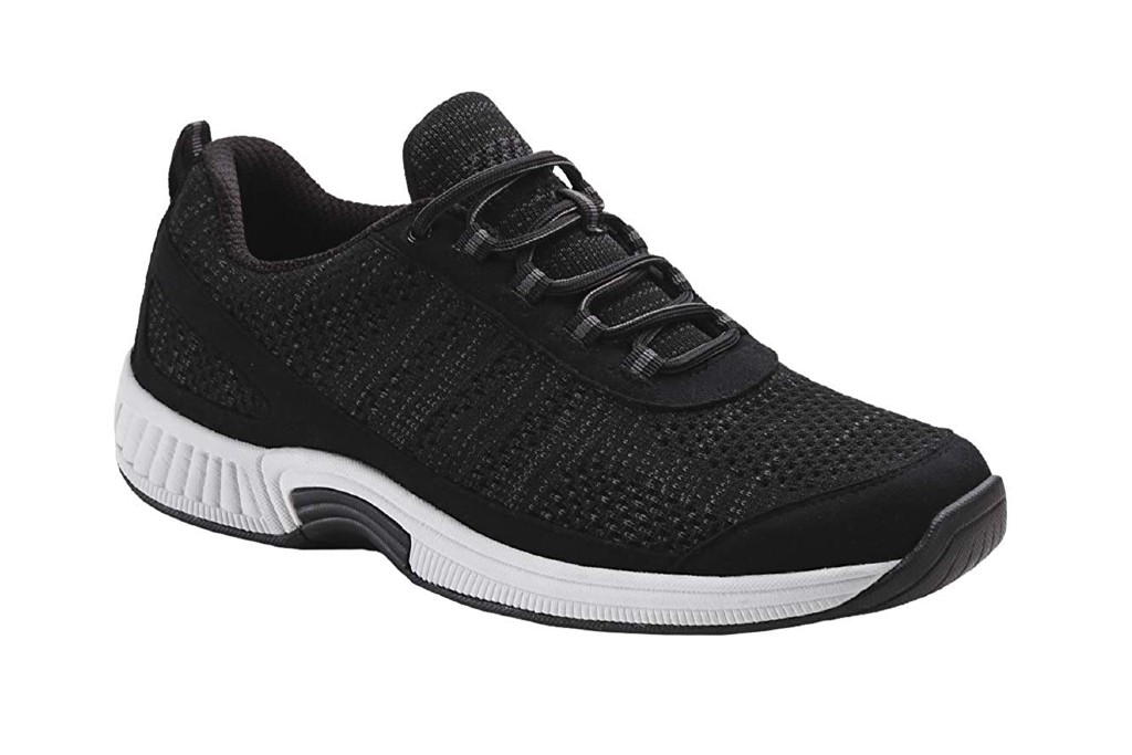 Orthofeet walking shoes