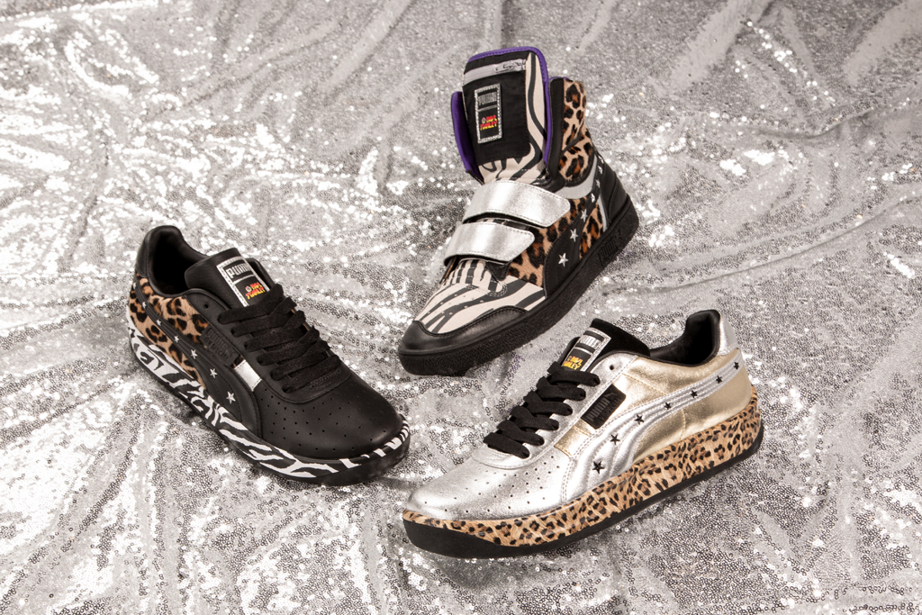 Puma x Paul Stanley Sneakers in Stars