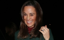 Pippa Middleton, december 2019, christmas carol