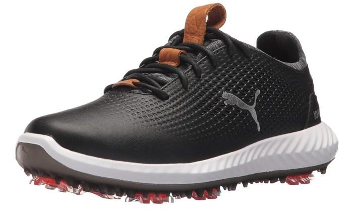 puma kids golf shoes