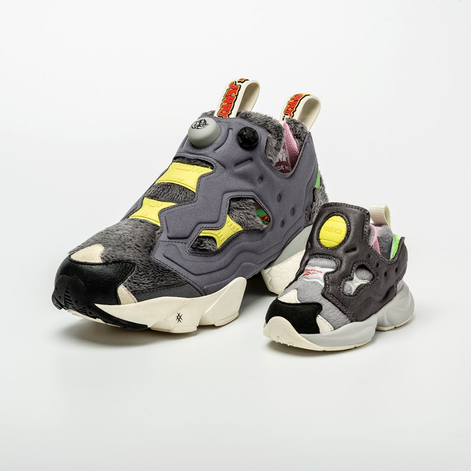 Instapump Fury x Tom, reebok, sneakers, tom and jerry, tom & jerry