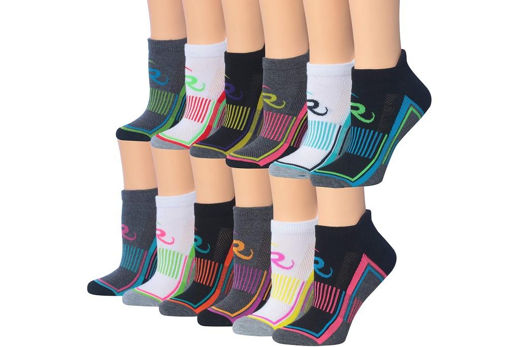 ronnox running socks