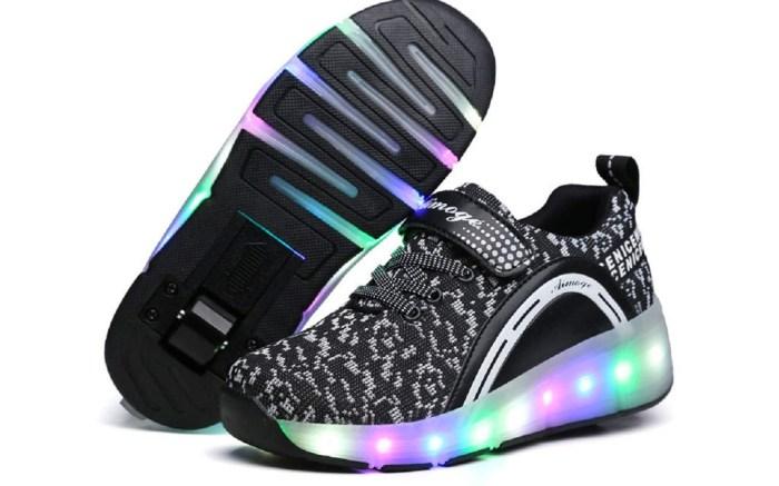 sdspeel wheel shoes
