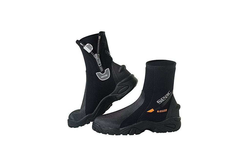 SEAC Pro HD 6mm boots