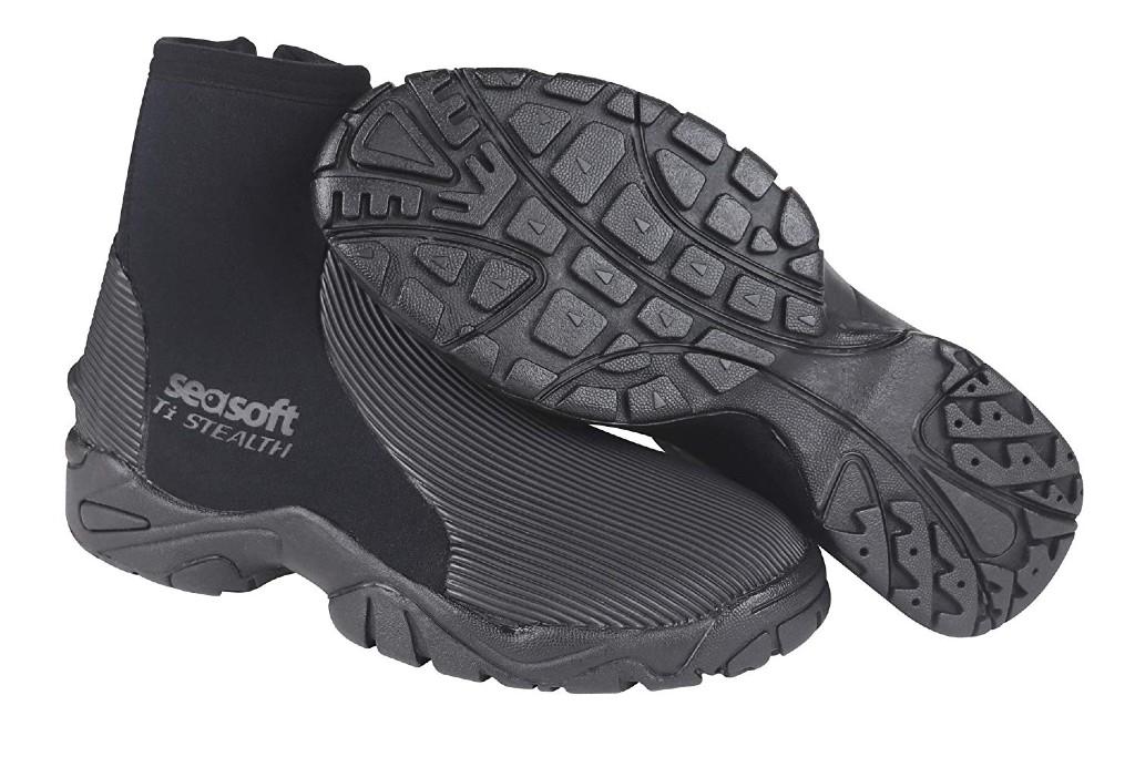 Seasoft Ti Stealth Boot