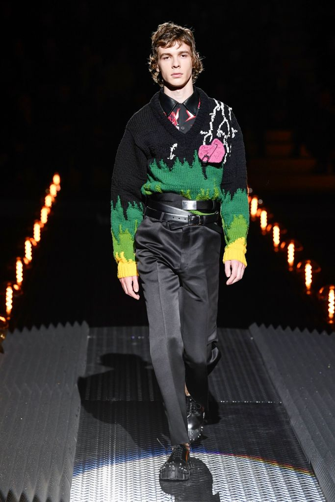 prada, menswear, fall, 2019, top, fashion, trends