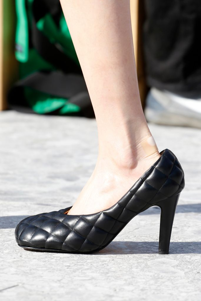 bottega, veneta, square, toe, fall, 2019, top, fashion, trends, 2019