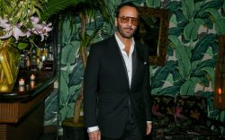 Tom FordTom Ford and CFDA NYFW