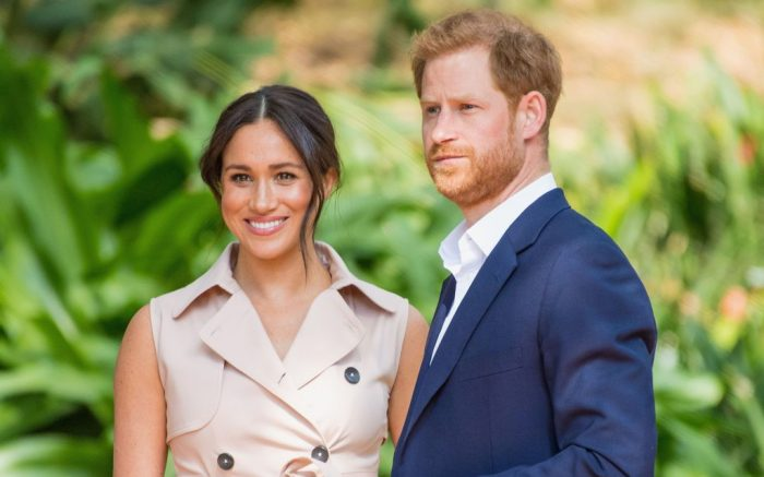 Prince Harry and Meghan Duchess of Sussex visit to Africa – 02 Oct 2019