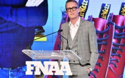 Kenny Wilson33rd Annual Footwear News Achievement