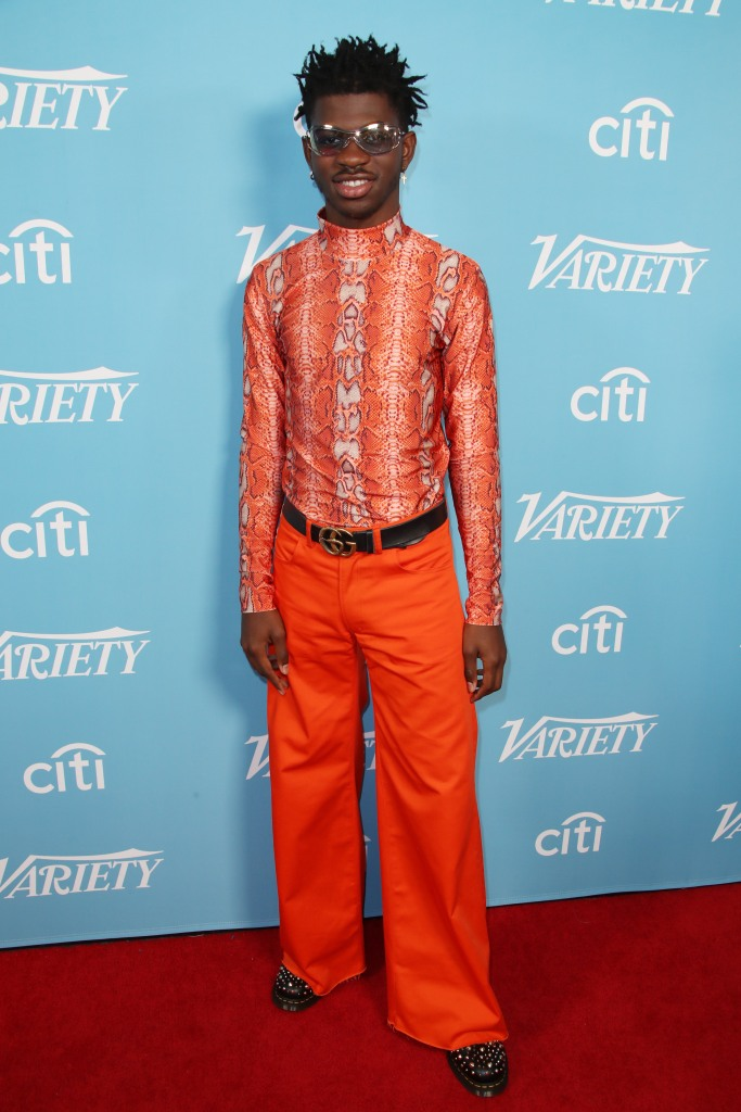 lil nas x, variety, top, fashion, trends, 2019, dr. martens