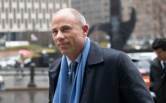 Michael Avenatti , nike extortion case