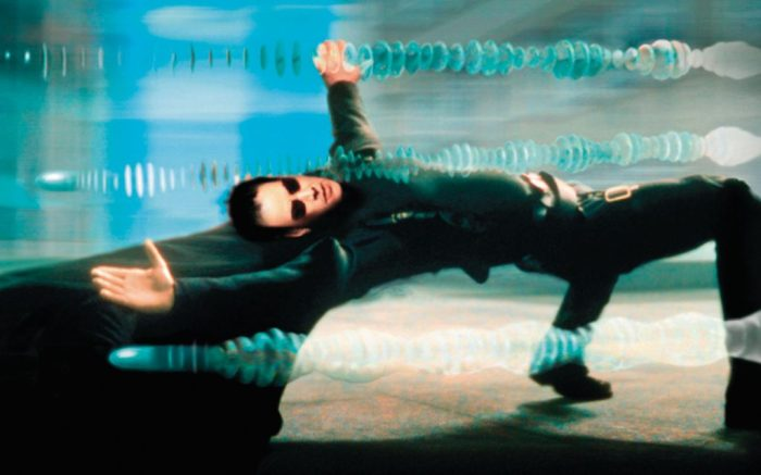 the matrix, 1999, Editorial use only. No book cover usage.Mandatory Credit: Photo by Snap Stills/Shutterstock (1934701c)Keanu ReevesThe Matrix - 1999