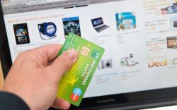 Internet shopping on the Amazon websiteVarious