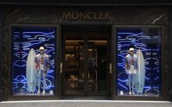 Moncler store London, UK - 2017