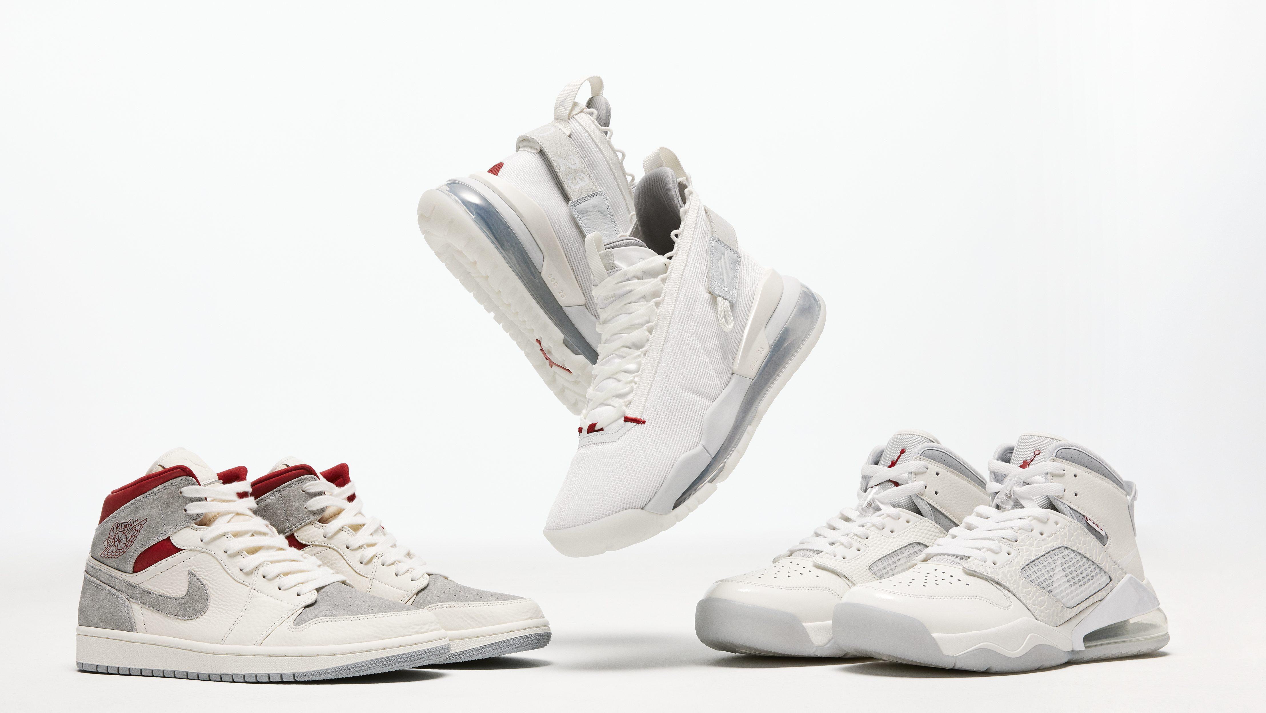 Sneakersnstuff x Air Jordan 'Past