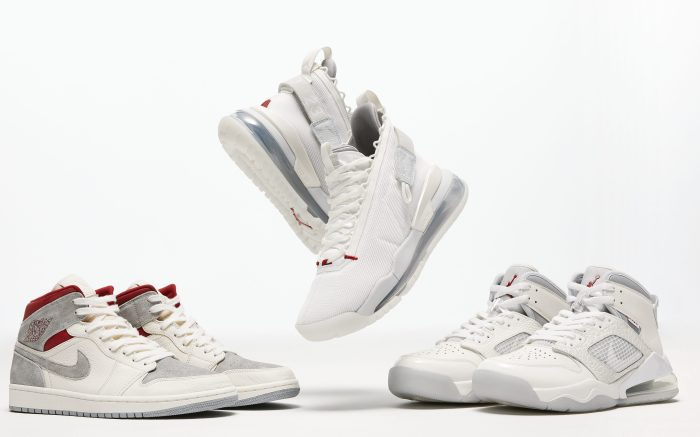 Sneakersnstuff x Air Jordan 'Past, Present, Future' Collection