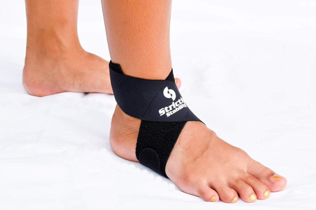 StrictlyStability Achilles Tendonitis Support Strap