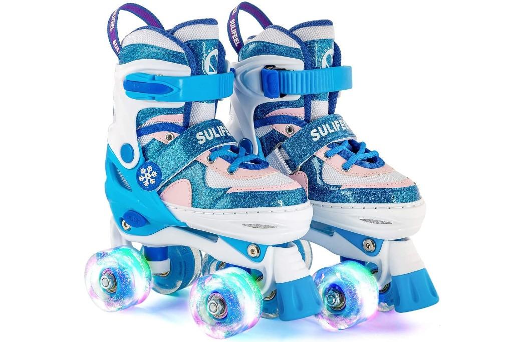 Sulifeel Light Up Roller Skates