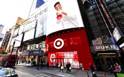 A rendering of Target's new store