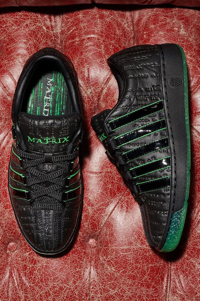 K-Swiss x 'The Matrix' Sneakers +